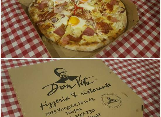 Don Vito Pizzéria
