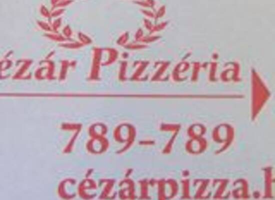 Cézár Pizzéria