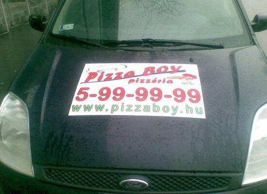 Pizzaboy Pizzéria