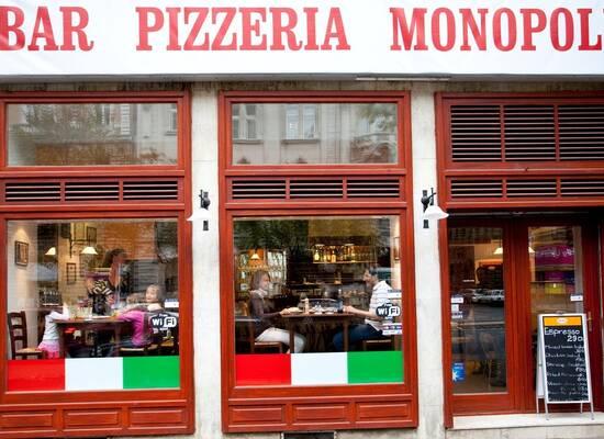 Pizzéria Monopoli
