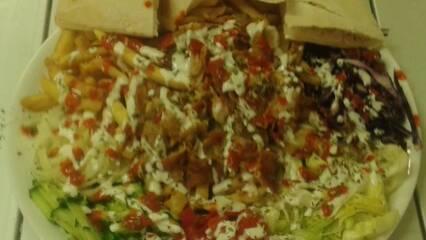 Ayran Török Pizzéria