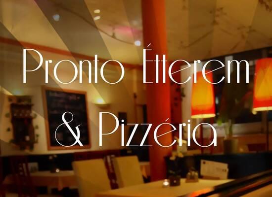 Pronto Étterem & Pizzéria