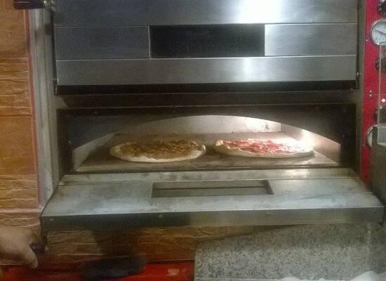 Rosso Pizzeria Cafe Bar