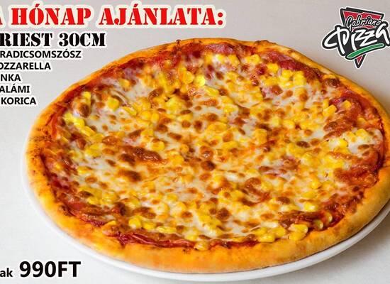 Gabriano Pizzeria Kft.