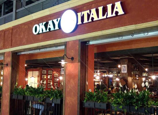 Okay Italia Ristorante e Pizzeria