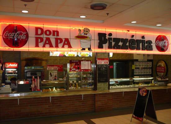 Don Papa Pizzéria