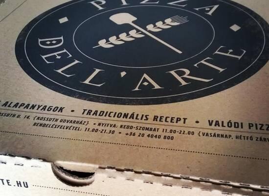 Pizza dell'Arte