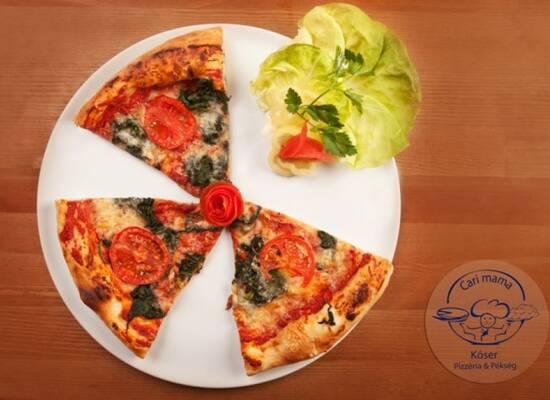 Carimama kosher pizzéria