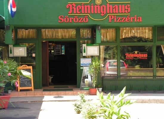 Reininghaus Söröző és Pizzéria