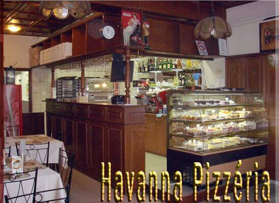 Havanna pizzéria