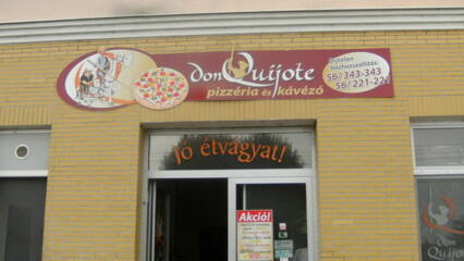 Don Quijote Pizzéria