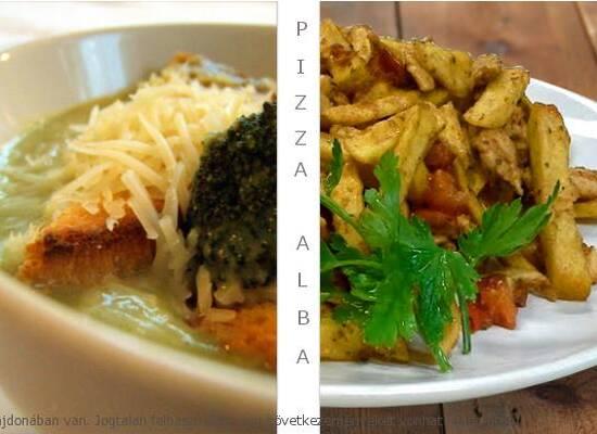 Pizza Alba