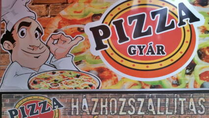 Pizza Gyár Pizzéria