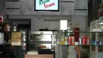 Pizza Vespa