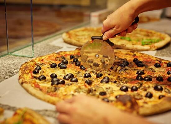 La pizza di mamma sofia