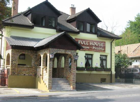 Full House Étterem Pizzéria