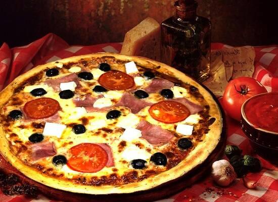 Kocka Pizza
