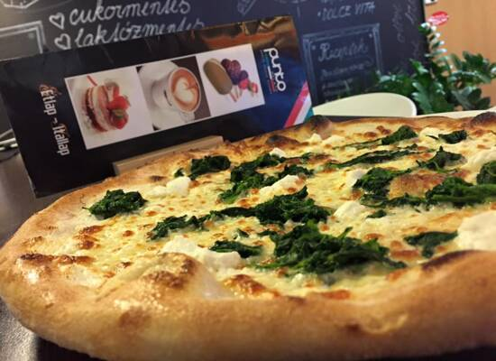 Punto Gelato Kávézó-Fagyizó-Pizzéria