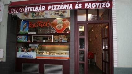 Hello Ételbár Pizzéria és Fagyizó