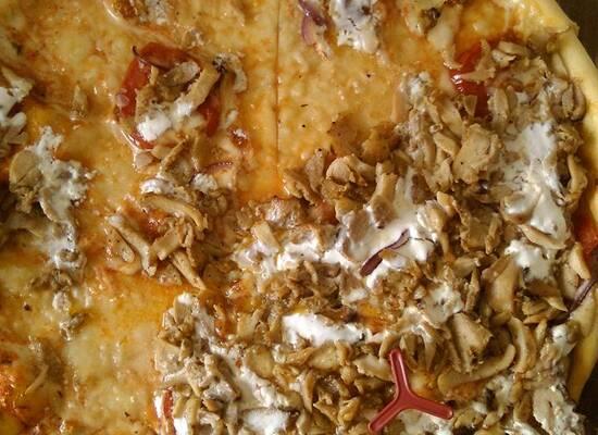 Pelikán pizza és ételfutár