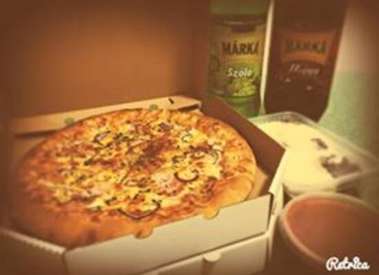 Hordó Pizzéria