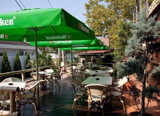 Caffe Mediterran grill house