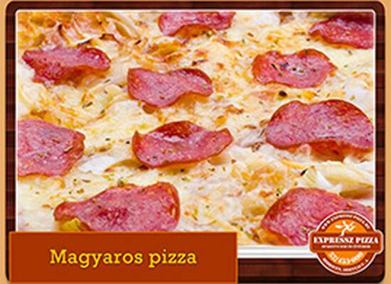 Expressz Pizza Spagetti Ház és Étterem