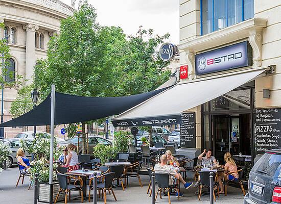 Ezaz Cafe and Bistro