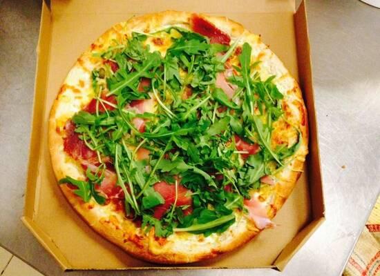 Oxygen Pizza