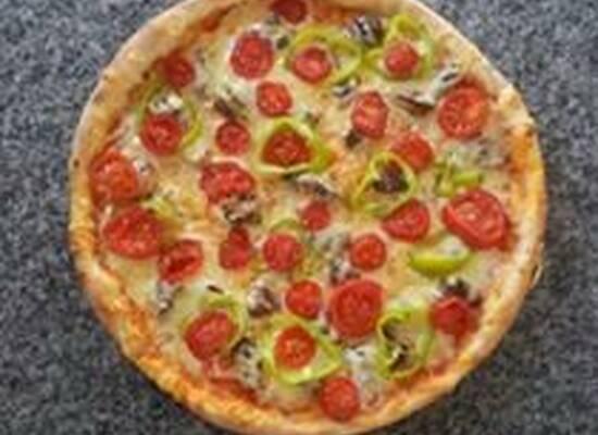 Kakukk Pizza